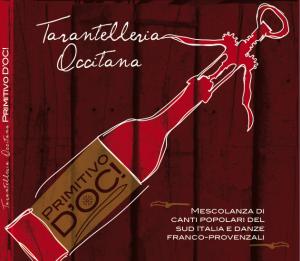 Tarantelleria occitana Copertina Carlo